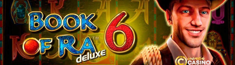 รีวิวเกมสล็อต Book of Ra Deluxe 6 ธีมมาใหม่เล่นสนุก
