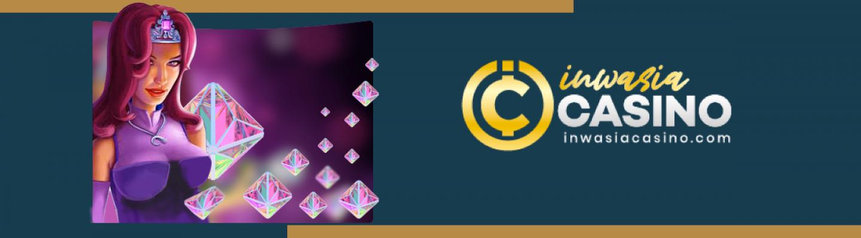 เกมสล็อต Diamond Queen การต่อสู้และลุ้นโบนัสสไตล์กรีก