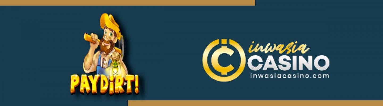รีวิวเกม paydirt slot - เกมสล็อตขุดทอง สร้างเงินได้จริง