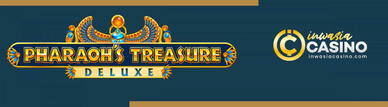 สล็อต pharaoh'streasure สนุกกับการล่าขุมทรัพย์ฟาโรห์