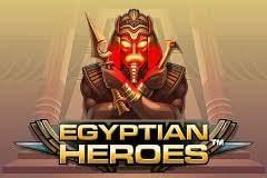 Egyptian Heroes รีวิวสล็อตธีมล่าขุมรัพย์ฟาโรห์