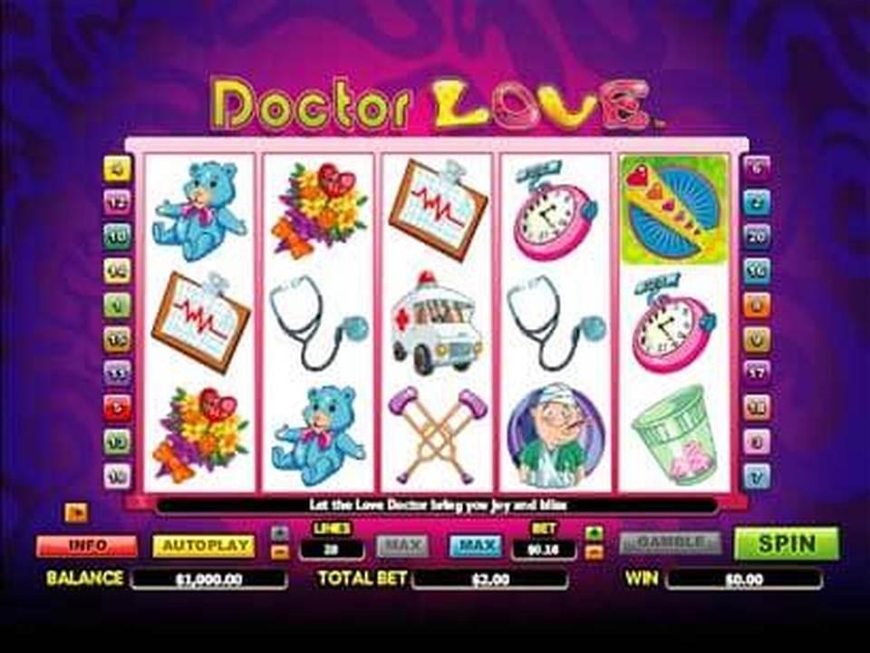 รีวิวเกมสล็อต Doctor Love Slot โปรโมชั่นและโบนัสมากมาย